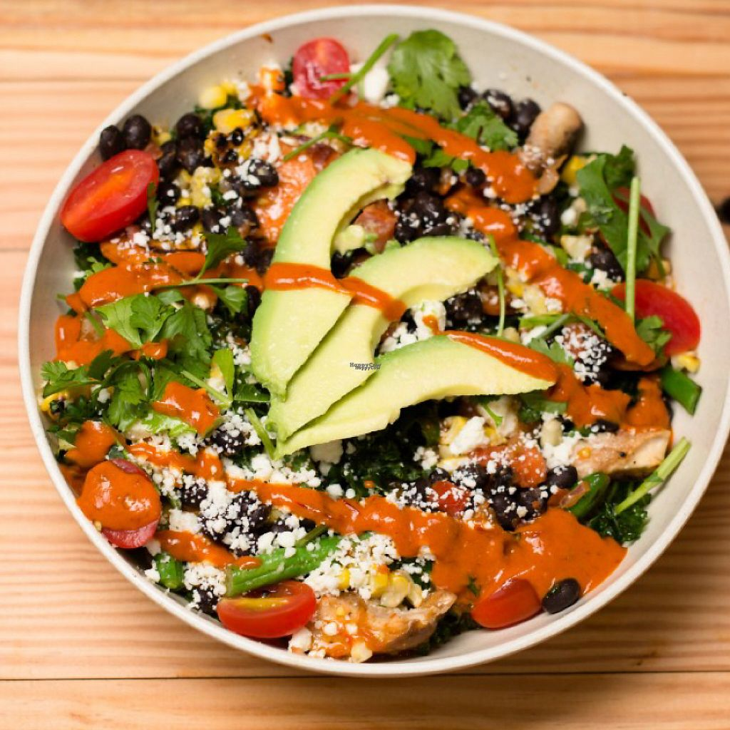 """Photo of b.good  by <a href=""""/members/profile/eliseherring"""">eliseherring</a> <br/>Kale bowl <br/> December 27, 2016  - <a href='/contact/abuse/image/84599/205371'>Report</a>"""