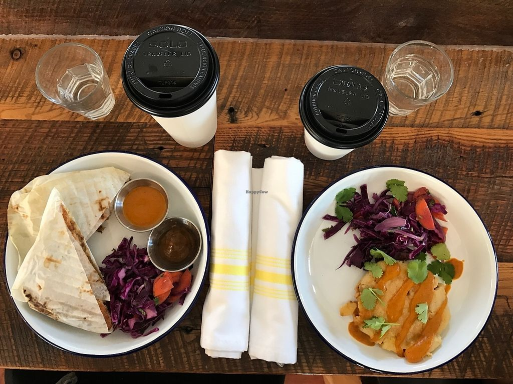 """Photo of Decade  by <a href=""""/members/profile/scald"""">scald</a> <br/>sandwich plate and pupusas plate <br/> July 31, 2017  - <a href='/contact/abuse/image/84602/287181'>Report</a>"""