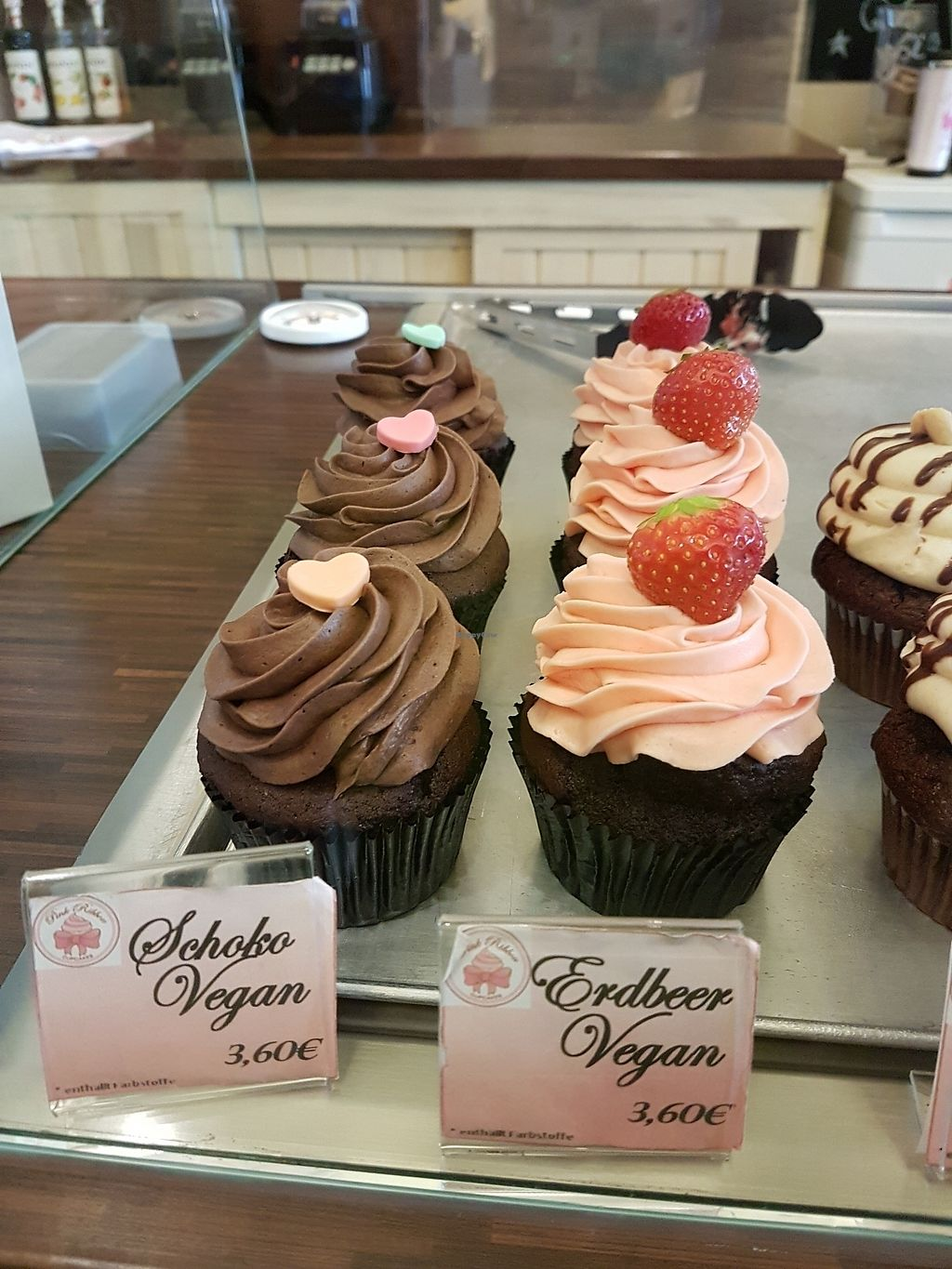 """Photo of Pink Ribbon Cupcakes  by <a href=""""/members/profile/emjace"""">emjace</a> <br/>yum! <br/> July 10, 2017  - <a href='/contact/abuse/image/84605/278678'>Report</a>"""