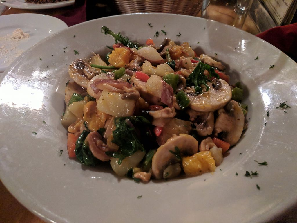 "Photo of The Rock Inn Mountain Tavern  by <a href=""/members/profile/eee135"">eee135</a> <br/>Vegetable medley - highly recommended <br/> September 13, 2017  - <a href='/contact/abuse/image/84607/303897'>Report</a>"