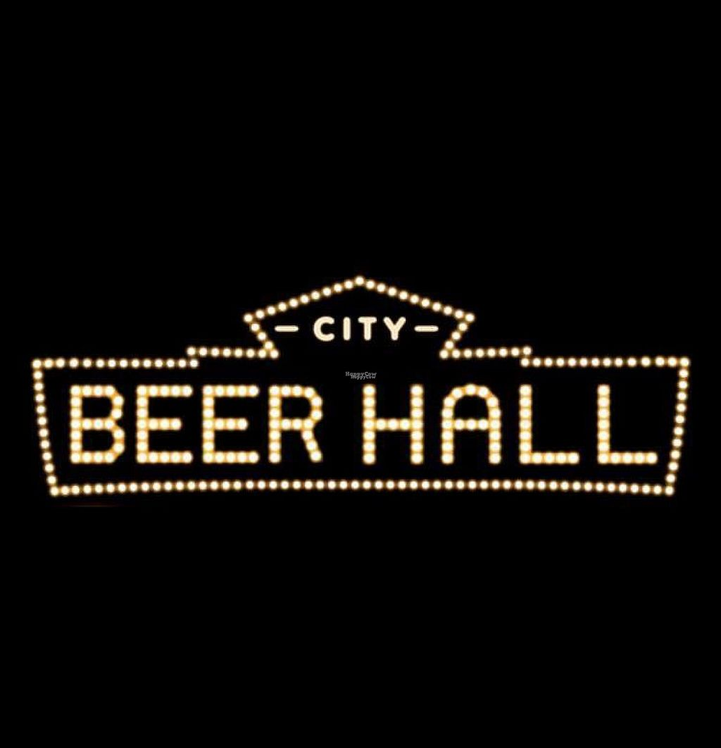 """Photo of City Beer Hall  by <a href=""""/members/profile/community"""">community</a> <br/>City Beer Hall <br/> January 27, 2017  - <a href='/contact/abuse/image/84611/217866'>Report</a>"""