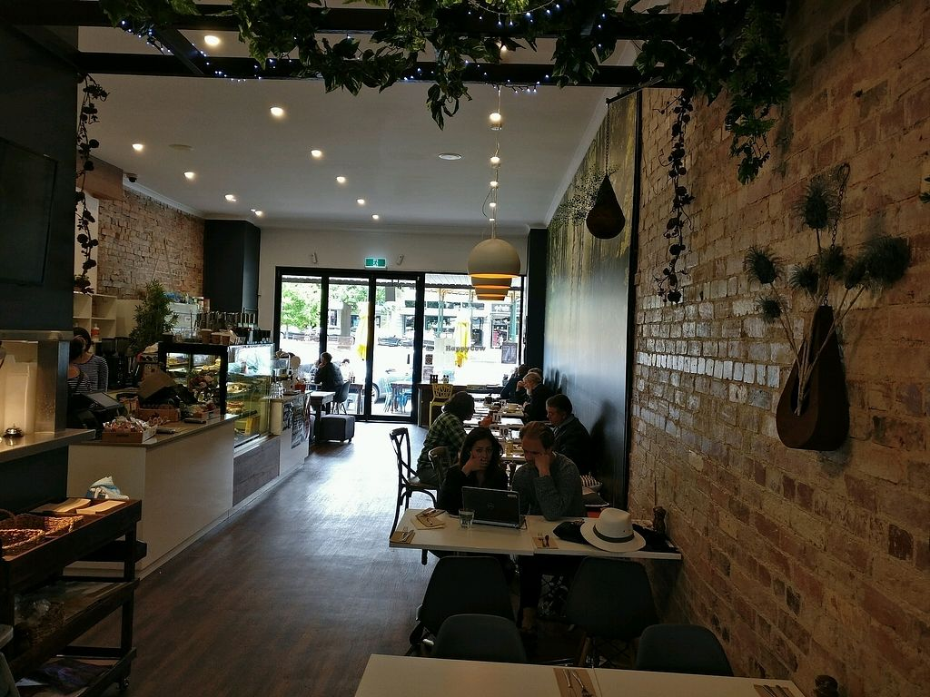 """Photo of Ballarat Wholefoods Cafe  by <a href=""""/members/profile/Aloo"""">Aloo</a> <br/>pleasant seating <br/> November 8, 2017  - <a href='/contact/abuse/image/84679/323205'>Report</a>"""