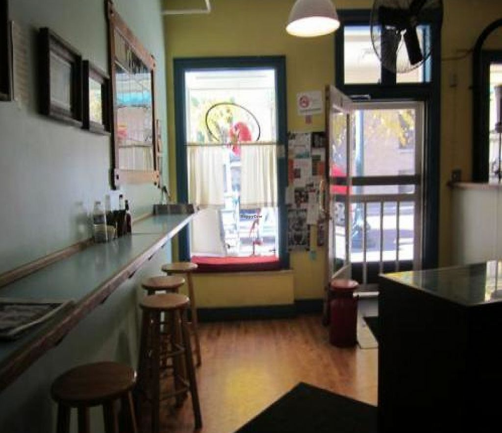 """Photo of Early Girl Eatery  by <a href=""""/members/profile/Julie%20R"""">Julie R</a> <br/>The foyer <br/> November 7, 2011  - <a href='/contact/abuse/image/8467/193119'>Report</a>"""