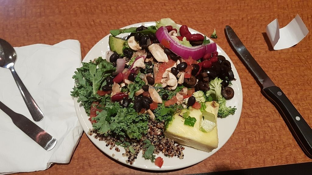 """Photo of Sizzler  by <a href=""""/members/profile/AliceTheHetalian"""">AliceTheHetalian</a> <br/>Salad from the salad bar <br/> August 21, 2017  - <a href='/contact/abuse/image/84719/295299'>Report</a>"""