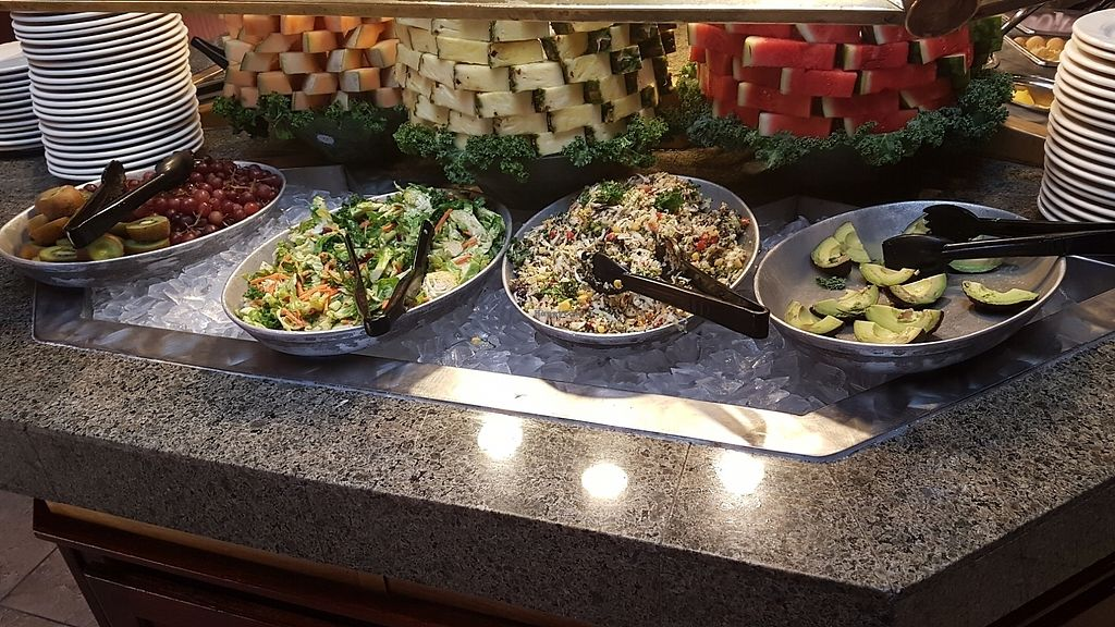 """Photo of Sizzler  by <a href=""""/members/profile/AliceTheHetalian"""">AliceTheHetalian</a> <br/>Salad bar  <br/> August 21, 2017  - <a href='/contact/abuse/image/84719/295303'>Report</a>"""
