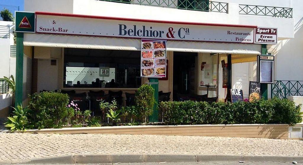 """Photo of Belchior & Companhia  by <a href=""""/members/profile/L%C3%BAciaArvela"""">LúciaArvela</a> <br/>Apenas têm 2 opções vegetarianas mas muitos boas. Comida caseira e de qualidade.   <br/> January 8, 2017  - <a href='/contact/abuse/image/84749/209530'>Report</a>"""