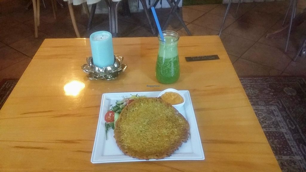 """Photo of Kuusk Hernesto  by <a href=""""/members/profile/samlowry"""">samlowry</a> <br/>Chickpea omelet <br/> December 12, 2017  - <a href='/contact/abuse/image/84762/335033'>Report</a>"""