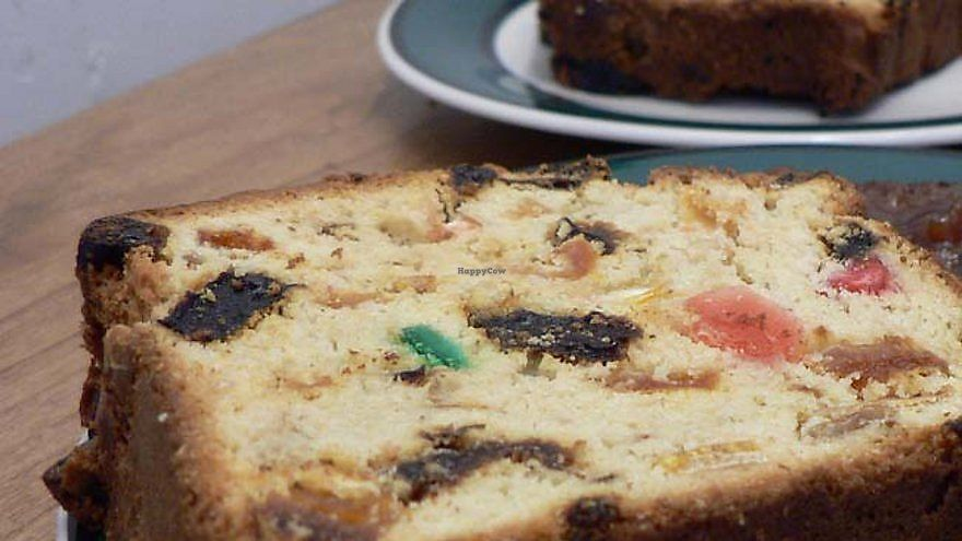 """Photo of Cafe Bonjour  by <a href=""""/members/profile/Flavita"""">Flavita</a> <br/>Vegan Pudding English  <br/> November 30, 2017  - <a href='/contact/abuse/image/84767/330893'>Report</a>"""