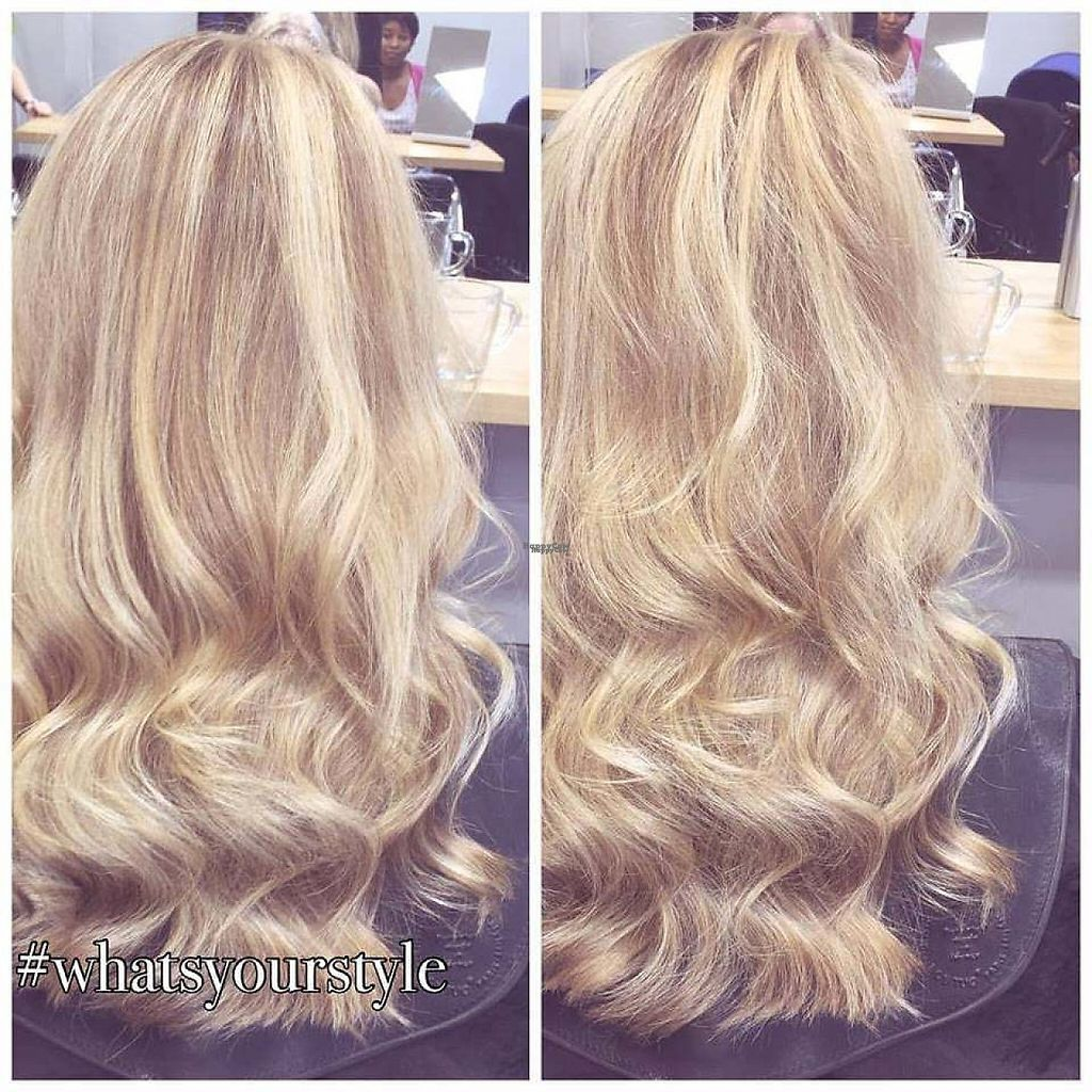 """Photo of Style Bar  by <a href=""""/members/profile/TrixieFirecracker"""">TrixieFirecracker</a> <br/>Blonde highlights <br/> January 8, 2017  - <a href='/contact/abuse/image/84810/209710'>Report</a>"""