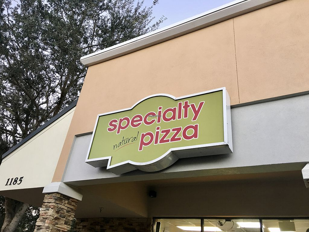 """Photo of Specialty Pizza  by <a href=""""/members/profile/myra975"""">myra975</a> <br/>Storefront <br/> January 9, 2018  - <a href='/contact/abuse/image/84834/344749'>Report</a>"""