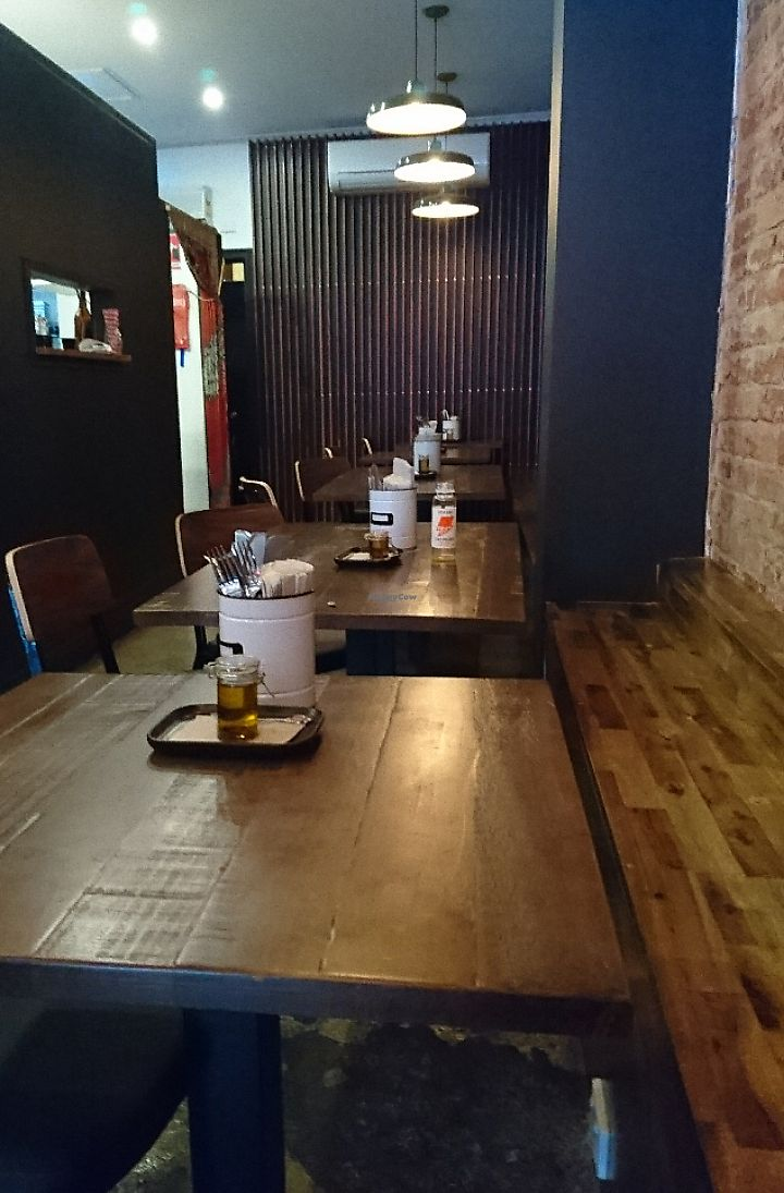 """Photo of Red Sparrow Pizza  by <a href=""""/members/profile/V-for-Vegan"""">V-for-Vegan</a> <br/>  <br/> March 28, 2018  - <a href='/contact/abuse/image/84855/377235'>Report</a>"""