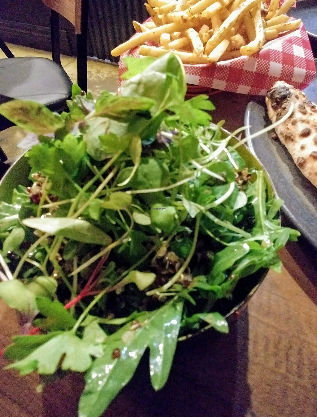 """Photo of Red Sparrow Pizza  by <a href=""""/members/profile/karlaess"""">karlaess</a> <br/>Quinoa salad <br/> March 31, 2018  - <a href='/contact/abuse/image/84855/378588'>Report</a>"""