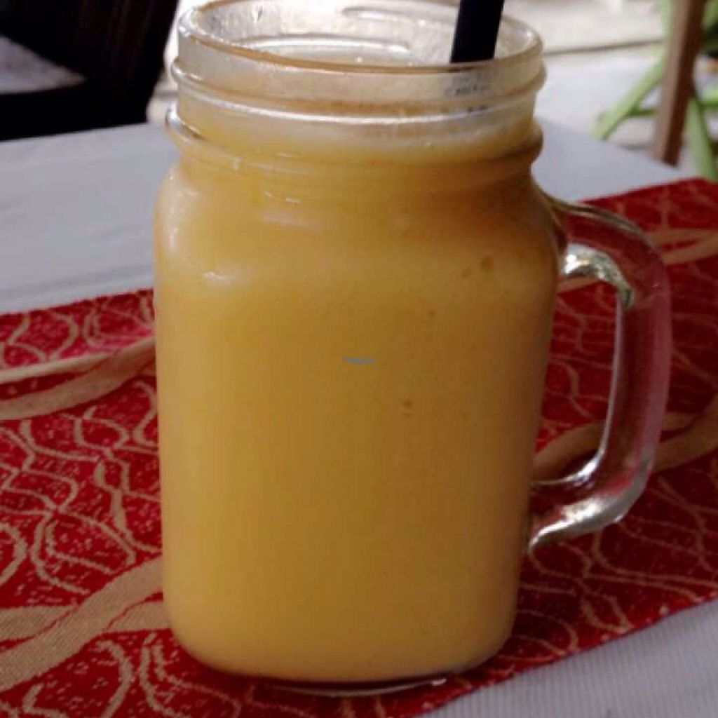 """Photo of CLOSED: Cay Me - Tamarind Tree  by <a href=""""/members/profile/Sunshinnneee"""">Sunshinnneee</a> <br/>Mango Smoothie <br/> March 23, 2017  - <a href='/contact/abuse/image/84856/239880'>Report</a>"""