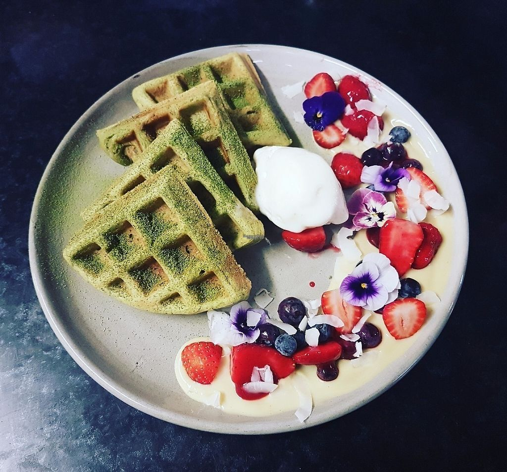 "Photo of The Cake Collective  by <a href=""/members/profile/Missbecc"">Missbecc</a> <br/>Hulk waffles!! <br/> March 31, 2017  - <a href='/contact/abuse/image/84862/242911'>Report</a>"