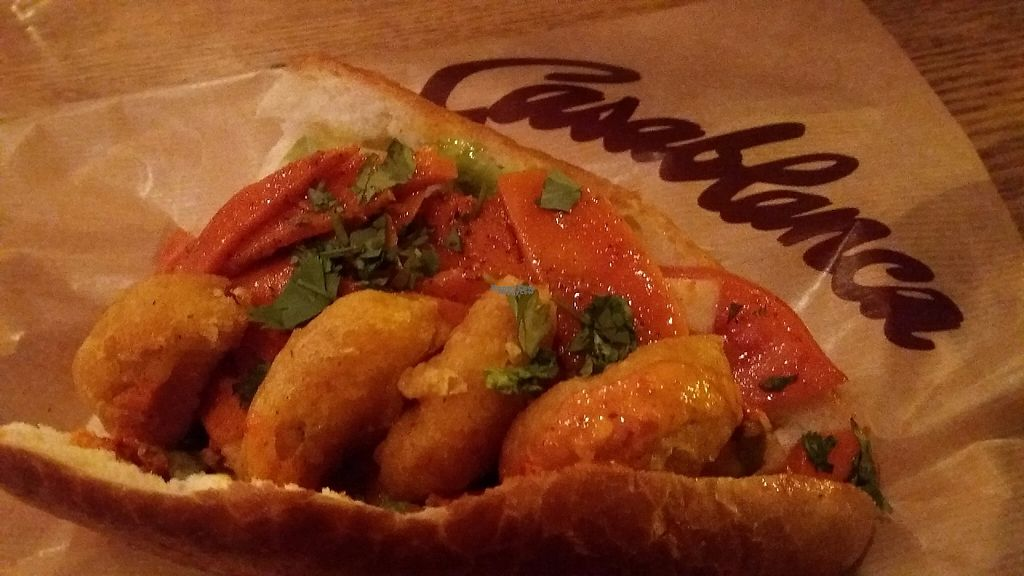 "Photo of Casablanca Sandwicherie - 카사블랑카 샌드위치  by <a href=""/members/profile/rburrke"">rburrke</a> <br/>veggie sandwich <br/> January 4, 2017  - <a href='/contact/abuse/image/84868/207804'>Report</a>"