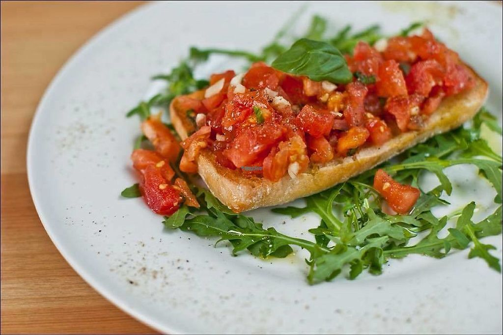 """Photo of Tito Tito  by <a href=""""/members/profile/Justyna"""">Justyna</a> <br/>Bruschetta with tomatoes, basil and garlic :) <br/> January 17, 2017  - <a href='/contact/abuse/image/84903/212888'>Report</a>"""