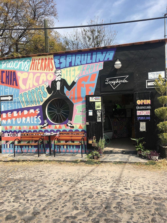 "Photo of Josephine's - Buenas Bebidas  by <a href=""/members/profile/jifeldman"">jifeldman</a> <br/>store front <br/> February 5, 2018  - <a href='/contact/abuse/image/84906/355455'>Report</a>"