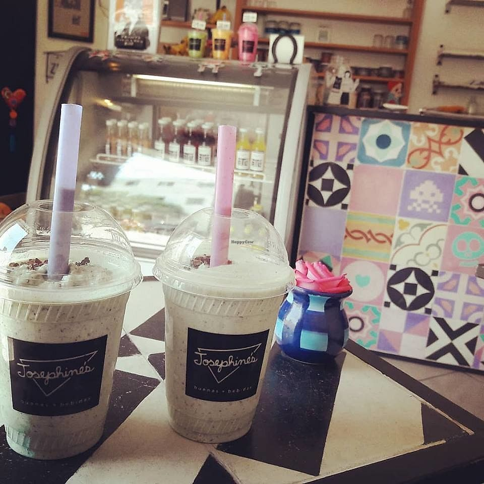 """Photo of Josephine's - Buenas Bebidas  by <a href=""""/members/profile/DeLoraMarie"""">DeLoraMarie</a> <br/>Mint choc chip yumminess <br/> April 19, 2018  - <a href='/contact/abuse/image/84906/387910'>Report</a>"""