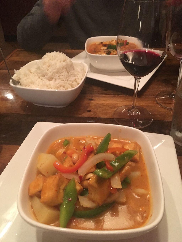 "Photo of Khom Fai  by <a href=""/members/profile/Mariarosekicks"">Mariarosekicks</a> <br/>Vegan potato curry <br/> September 9, 2017  - <a href='/contact/abuse/image/84911/302571'>Report</a>"