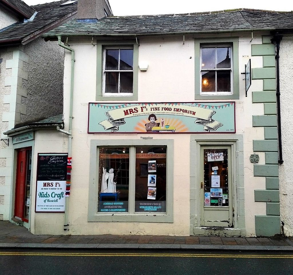 """Photo of Mrs F's Fine Food Emporium  by <a href=""""/members/profile/Braidy"""">Braidy</a> <br/>Shop front <br/> January 4, 2017  - <a href='/contact/abuse/image/84949/207964'>Report</a>"""
