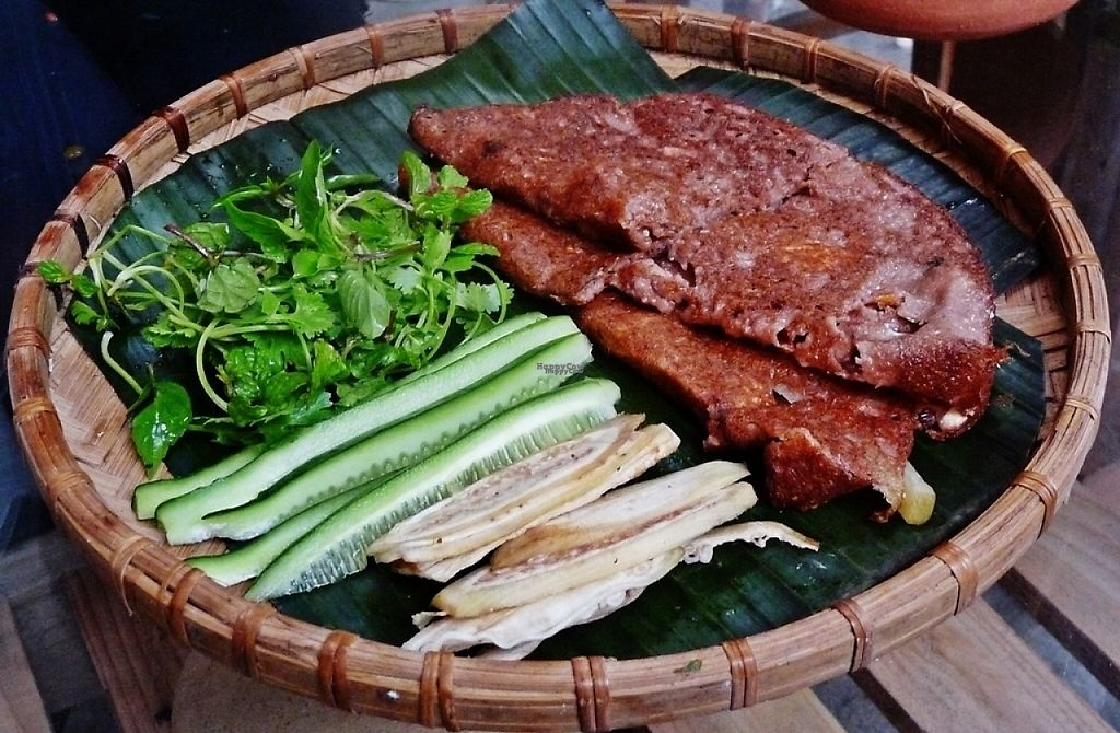 "Photo of Thuc Duong Bao An - Bao An Macrobiotic  by <a href=""/members/profile/gann26"">gann26</a> <br/>whole grain Vietnamese pancake plate <br/> January 16, 2017  - <a href='/contact/abuse/image/84953/212382'>Report</a>"