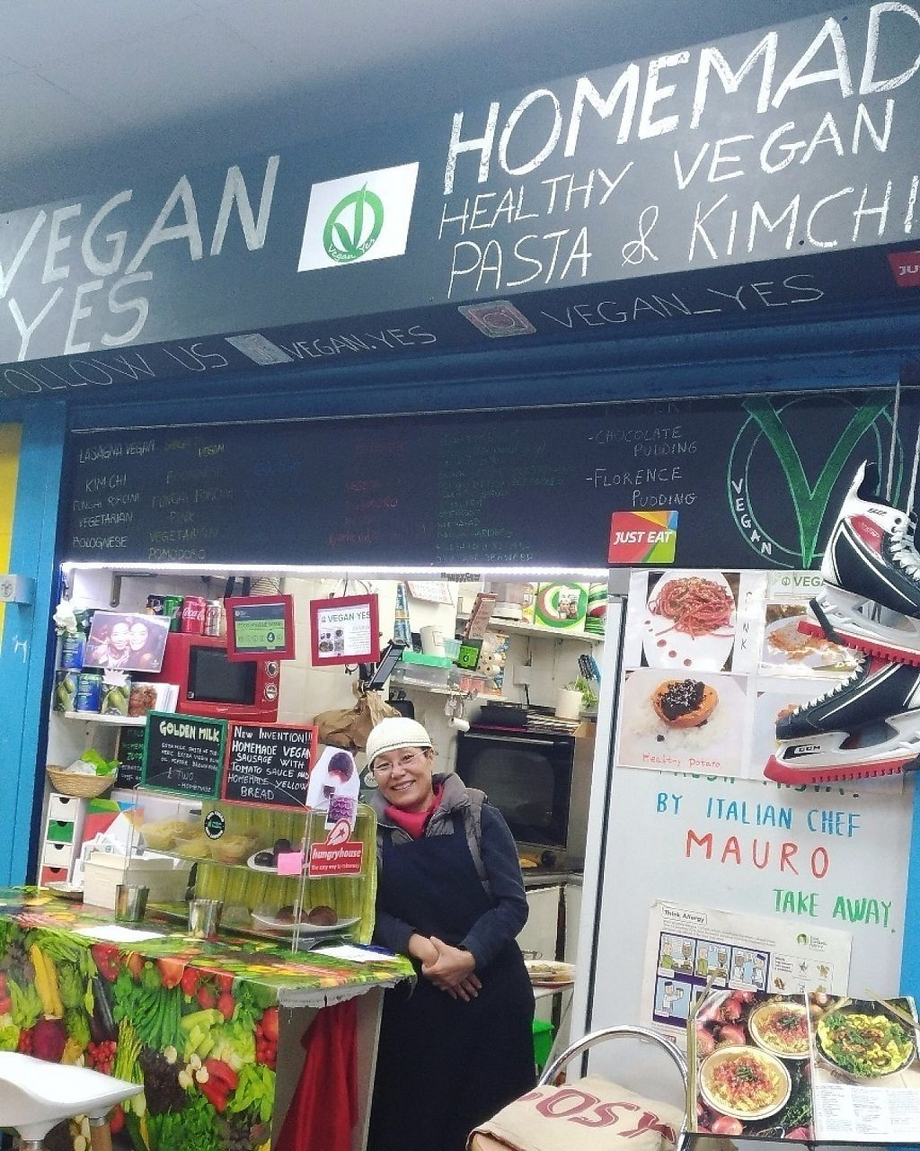 "Photo of Vegan Yes - Nag's Head Market  by <a href=""/members/profile/Alicefrench"">Alicefrench</a> <br/>VeganYes  <br/> April 10, 2017  - <a href='/contact/abuse/image/84978/246848'>Report</a>"