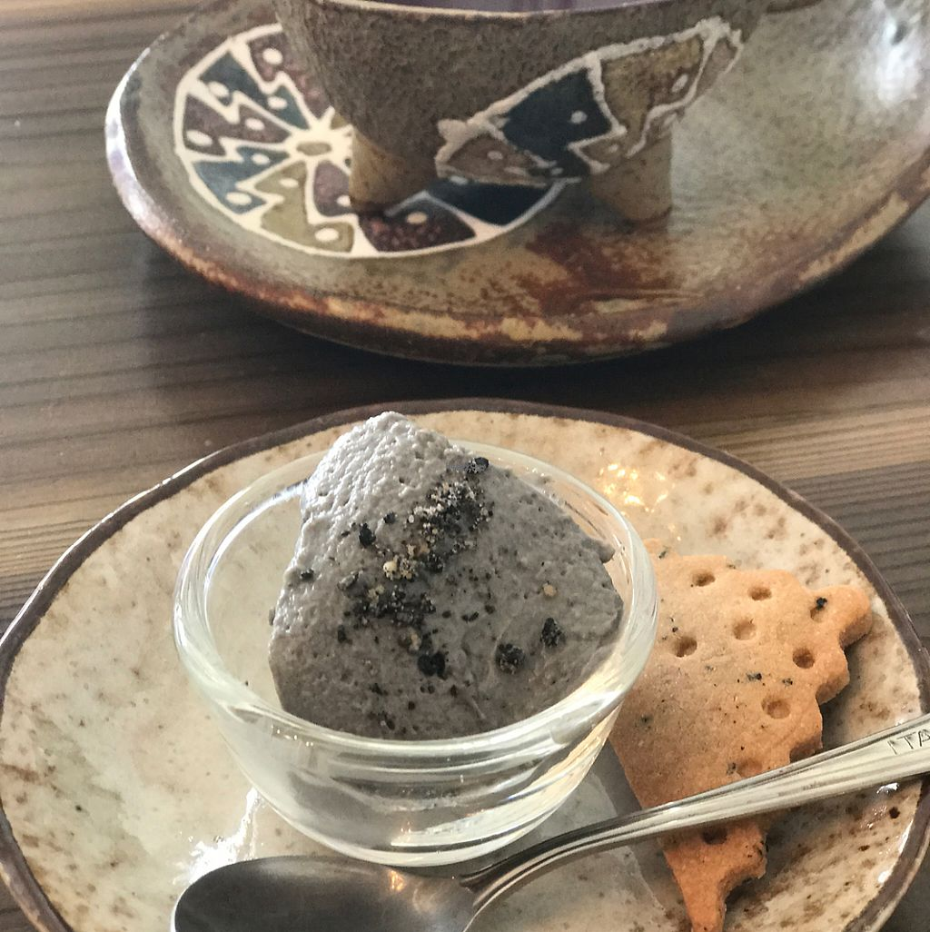 """Photo of Imacoco  by <a href=""""/members/profile/LunaQTuna"""">LunaQTuna</a> <br/>soy, black sesame pudding <br/> April 16, 2017  - <a href='/contact/abuse/image/85000/248706'>Report</a>"""