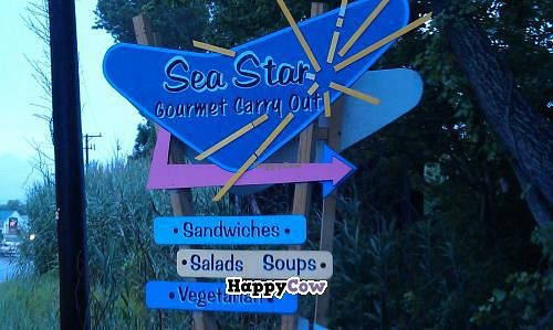 "Photo of Sea Star Cafe  by <a href=""/members/profile/Stacie99"">Stacie99</a> <br/>signage <br/> July 13, 2013  - <a href='/contact/abuse/image/8502/51192'>Report</a>"