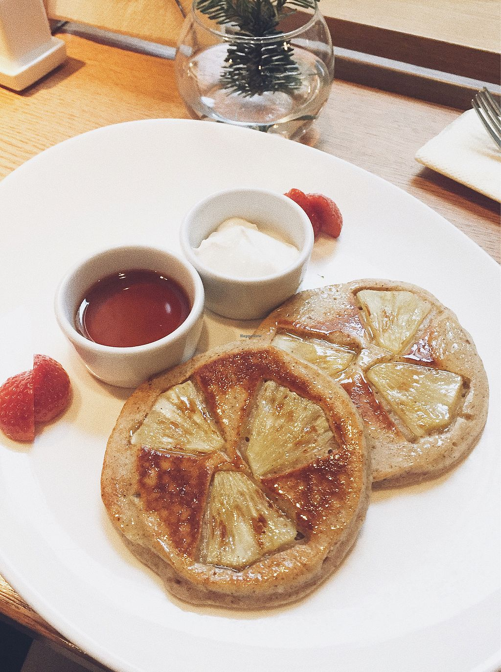 """Photo of Fresh - Patriarshih  by <a href=""""/members/profile/Evgenia"""">Evgenia</a> <br/>pancakes with maple syrup  <br/> December 9, 2017  - <a href='/contact/abuse/image/85034/333846'>Report</a>"""