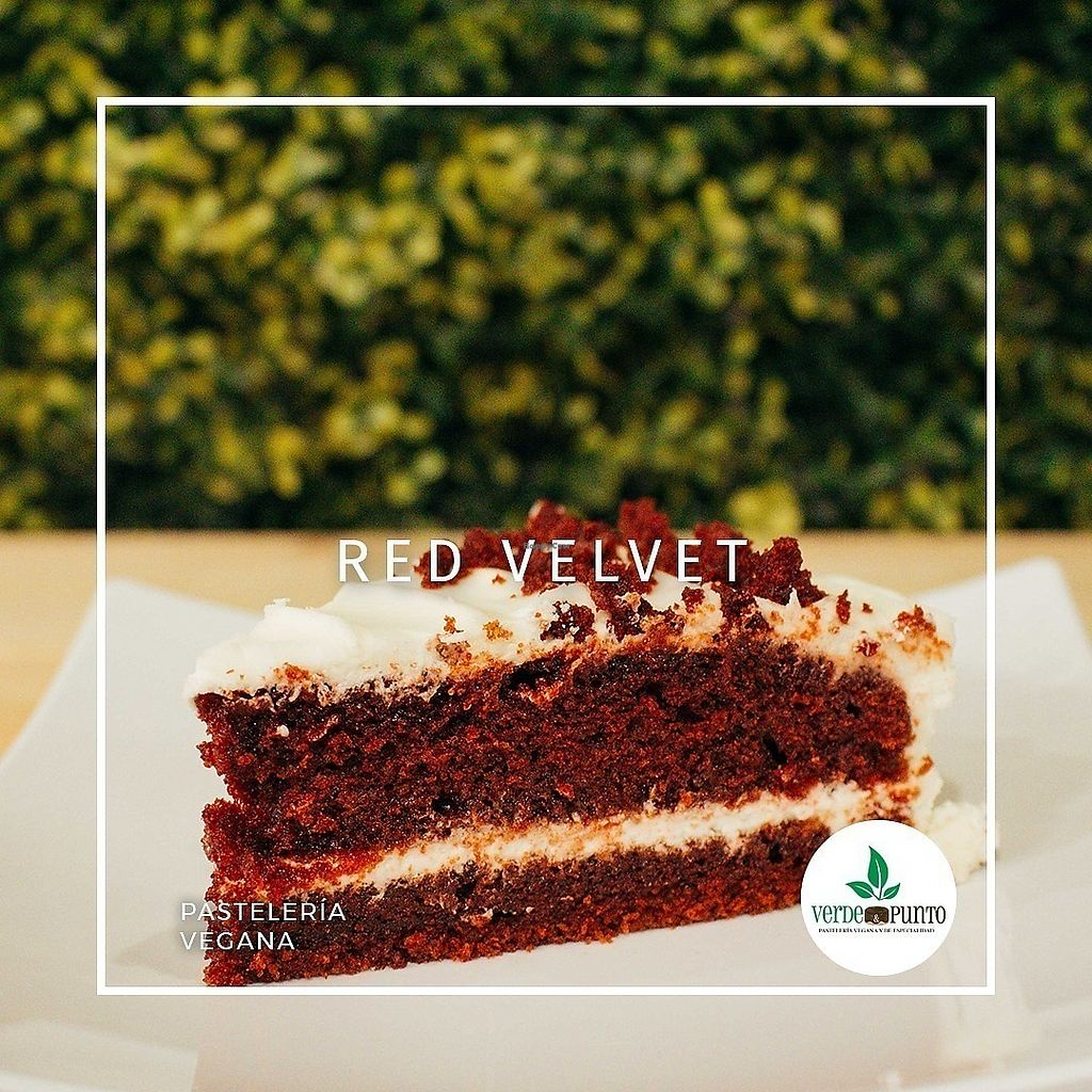 """Photo of Verde & Punto  by <a href=""""/members/profile/VerdeYPuntoMX"""">VerdeYPuntoMX</a> <br/>Pastel Red Velvet  <br/> January 25, 2018  - <a href='/contact/abuse/image/85049/350823'>Report</a>"""