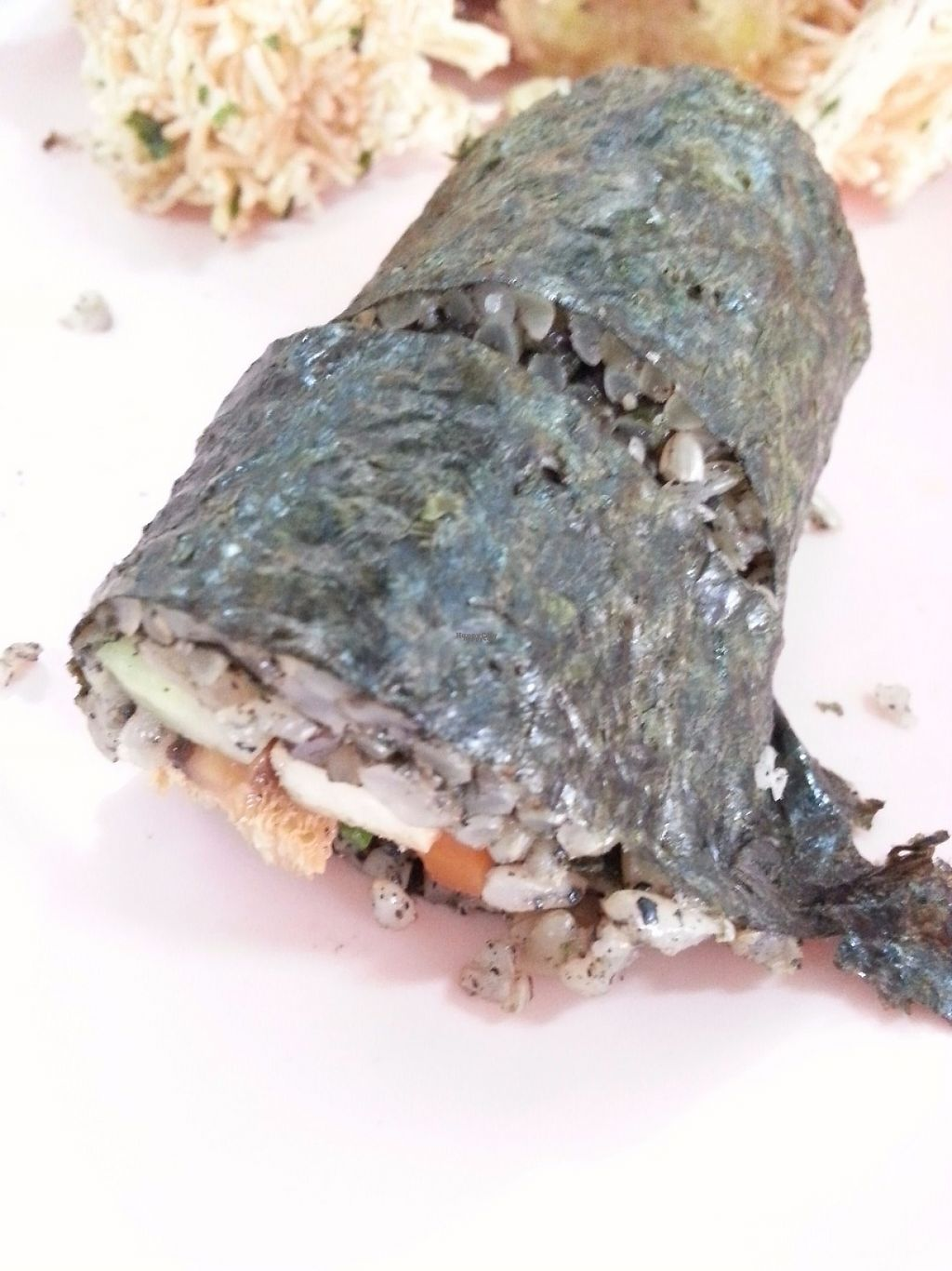 "Photo of Pang Vegetarian  by <a href=""/members/profile/KimmyLuangsaengtham"">KimmyLuangsaengtham</a> <br/>sushi <br/> January 5, 2017  - <a href='/contact/abuse/image/85050/208258'>Report</a>"