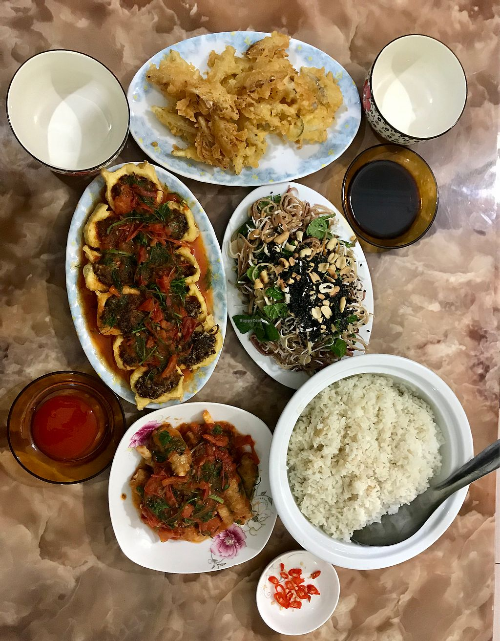 """Photo of An Lac  by <a href=""""/members/profile/Subra"""">Subra</a> <br/>Food was fresh and tasty <br/> December 26, 2017  - <a href='/contact/abuse/image/85060/339119'>Report</a>"""