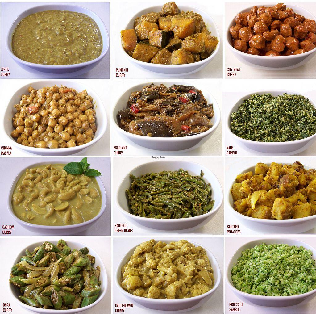 "Photo of Cafe Lanka  by <a href=""/members/profile/NancyRegala"">NancyRegala</a> <br/>Their Vegan Veggie items <br/> September 1, 2017  - <a href='/contact/abuse/image/85091/299594'>Report</a>"