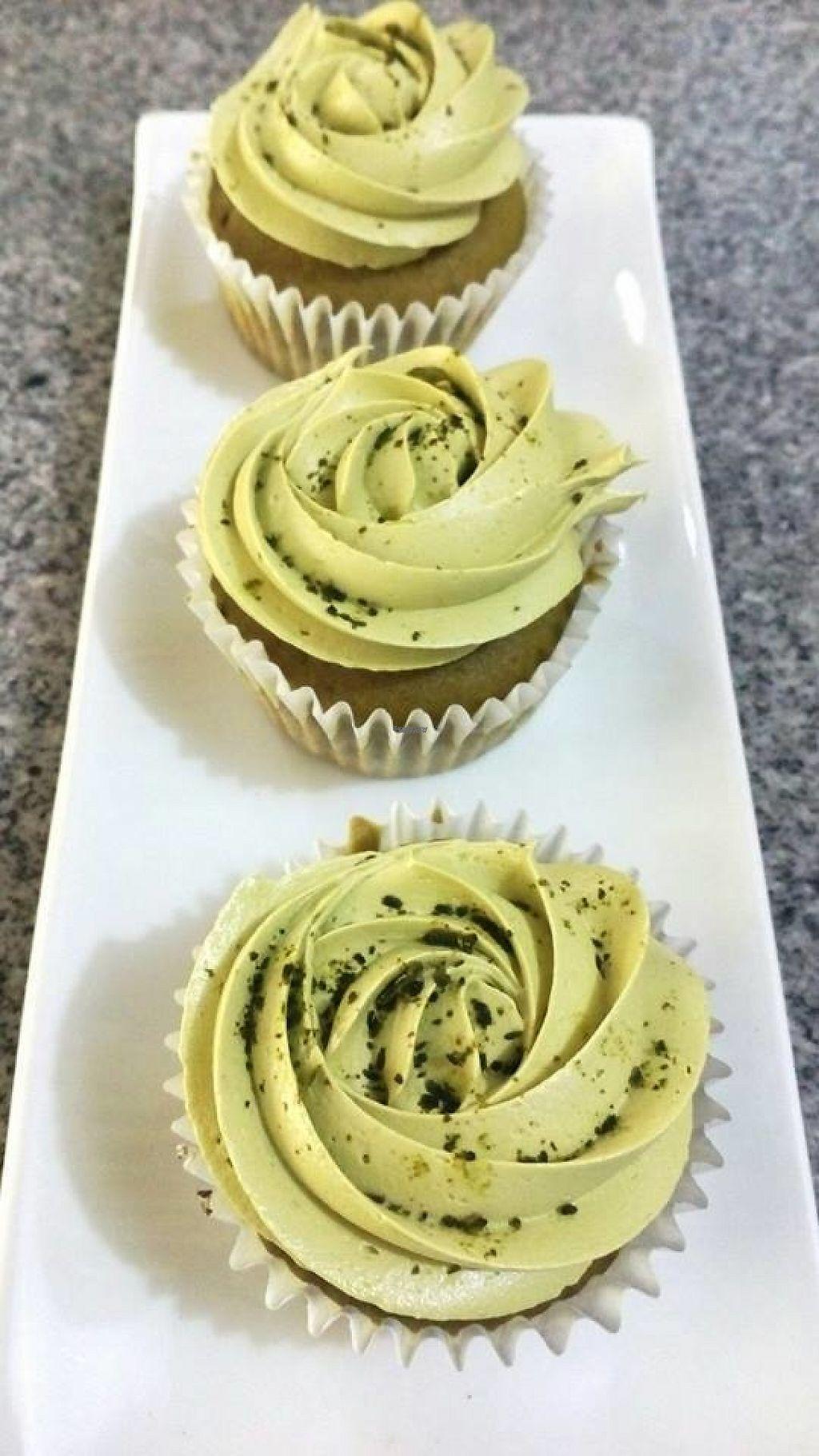 "Photo of Dessert First  by <a href=""/members/profile/supertofu"">supertofu</a> <br/>vegan matcha greentea cupcakes <br/> January 8, 2017  - <a href='/contact/abuse/image/85102/209390'>Report</a>"