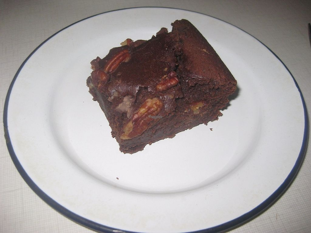 "Photo of Fig and Sparrow  by <a href=""/members/profile/jennyc32"">jennyc32</a> <br/>Vegan pecan brownie <br/> January 8, 2017  - <a href='/contact/abuse/image/85131/209415'>Report</a>"