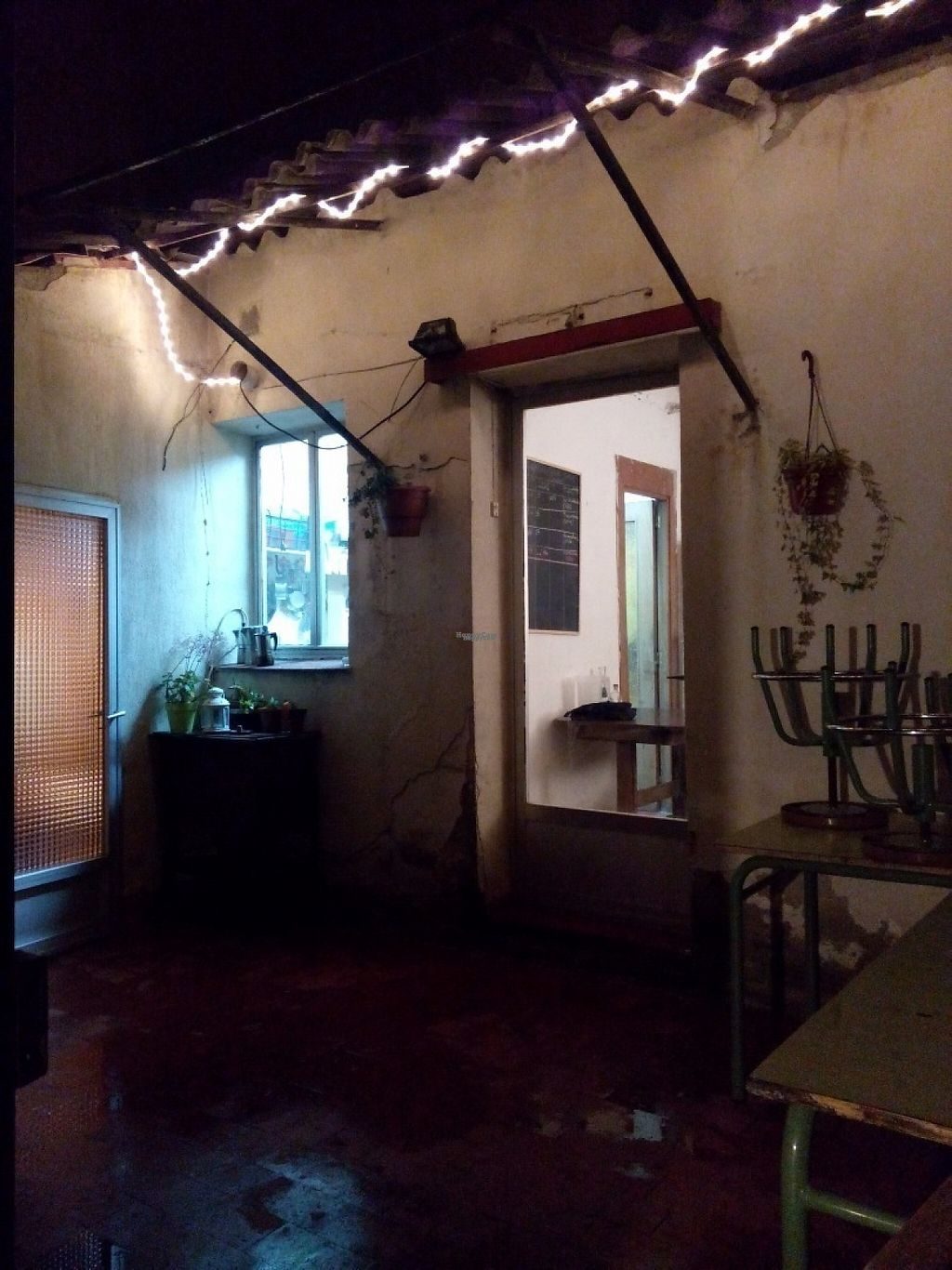 """Photo of Sr Boniato  by <a href=""""/members/profile/srboniato"""">srboniato</a> <br/>Open air terrace. Perfect to eat vegan pizza and have an artisan beer on spring, summer and early autumn. still beauty and magic during the winter <br/> March 30, 2017  - <a href='/contact/abuse/image/85138/242685'>Report</a>"""