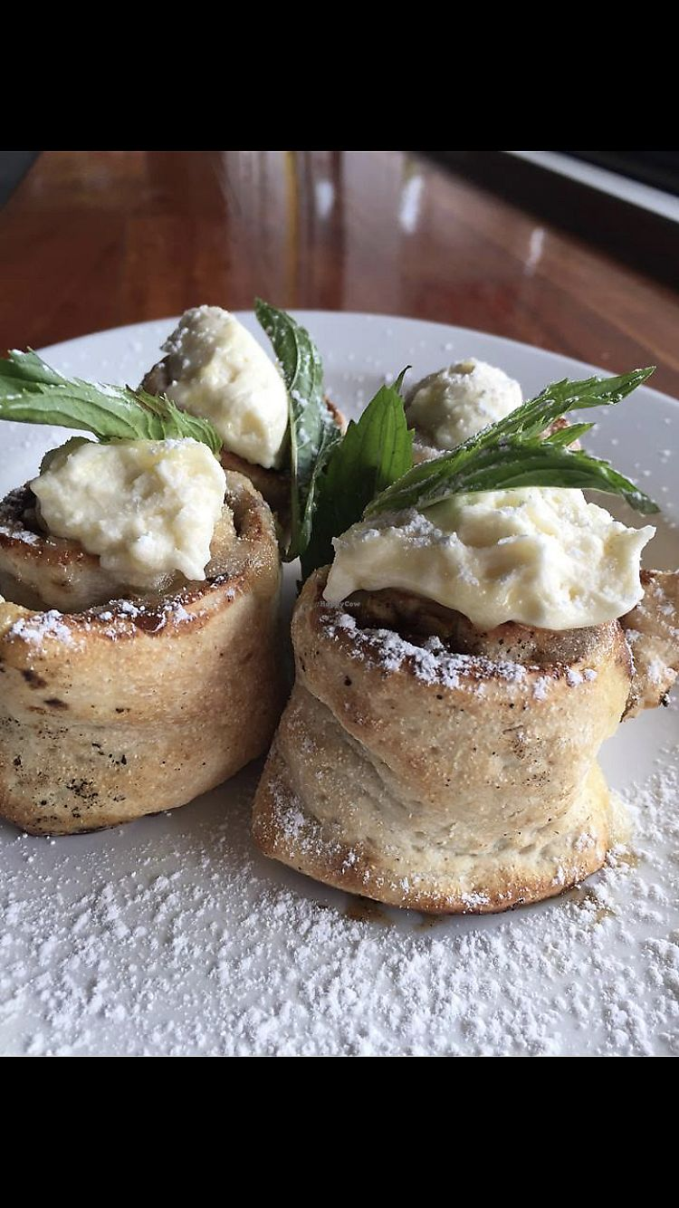 """Photo of Harry's Gourmet Pizza  by <a href=""""/members/profile/HarrysPizza"""">HarrysPizza</a> <br/>Apple & Cinnamon Scrolls <br/> April 17, 2018  - <a href='/contact/abuse/image/85170/387066'>Report</a>"""
