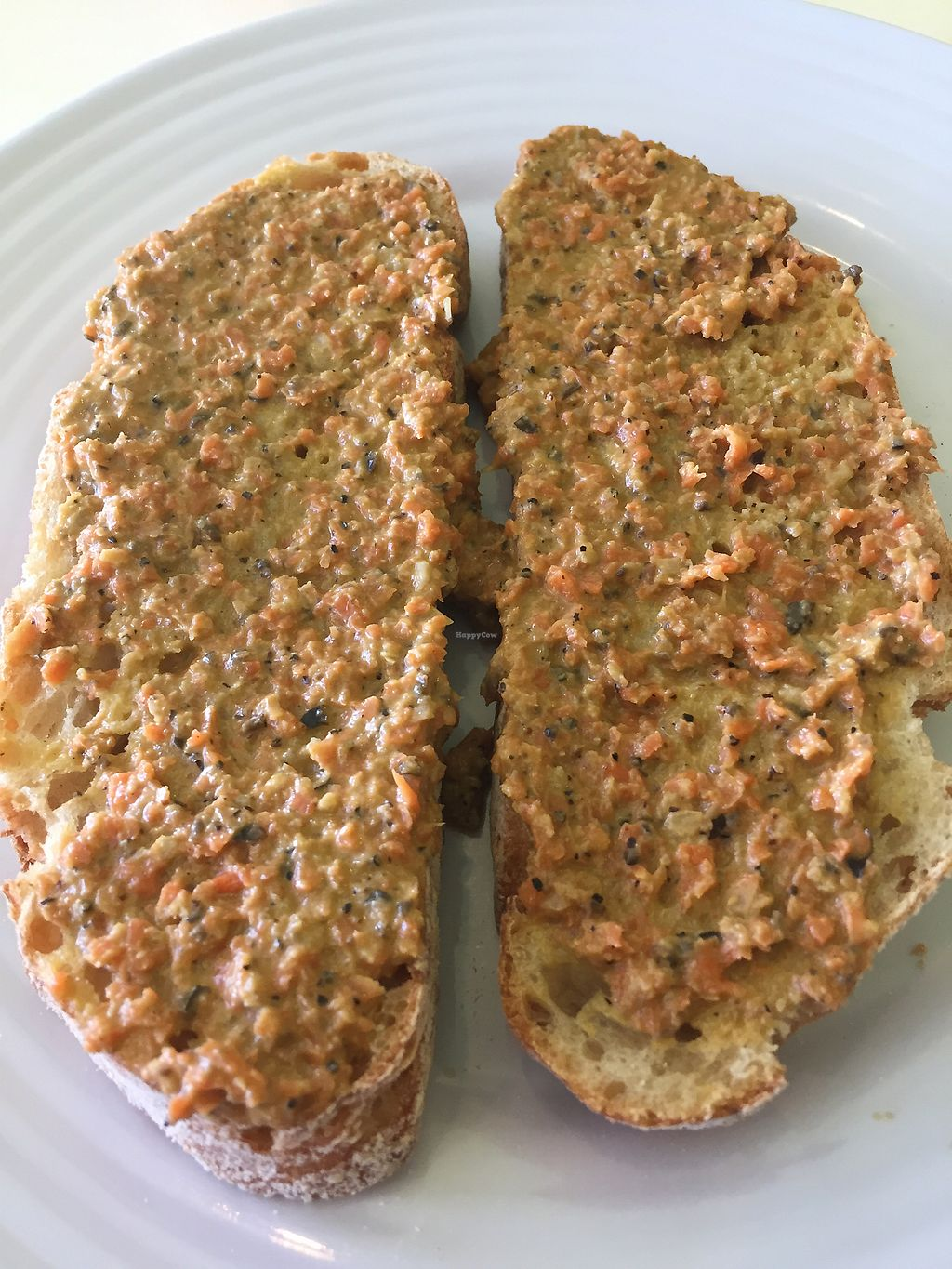"""Photo of Mama Says  by <a href=""""/members/profile/R-MV"""">R-MV</a> <br/>Carrot garlic bread  <br/> October 10, 2017  - <a href='/contact/abuse/image/85209/314093'>Report</a>"""