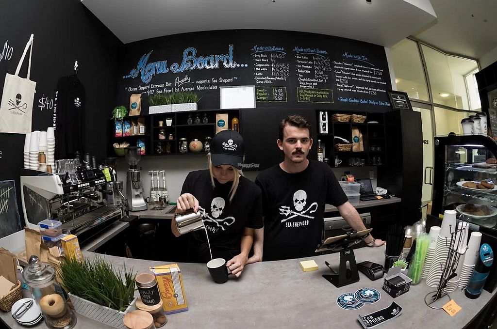 """Photo of Ocean Shepherd Espresso Bar  by <a href=""""/members/profile/RyleaMcglusky"""">RyleaMcglusky</a> <br/>Staff  <br/> January 27, 2017  - <a href='/contact/abuse/image/85217/217981'>Report</a>"""