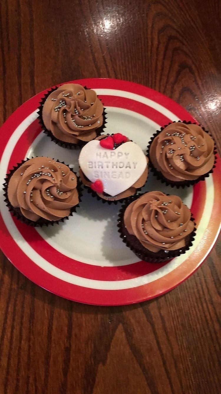 """Photo of Veggie Vibez  by <a href=""""/members/profile/sineadamy"""">sineadamy</a> <br/>Birthday cupcakes :) <br/> July 27, 2017  - <a href='/contact/abuse/image/85229/285643'>Report</a>"""