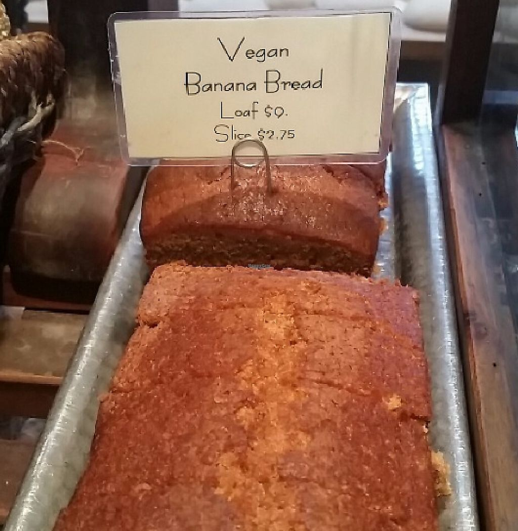 """Photo of Hideaway Bakery  by <a href=""""/members/profile/CorissaMarie"""">CorissaMarie</a> <br/>One of the many vegan bakery items <br/> January 8, 2017  - <a href='/contact/abuse/image/85244/219115'>Report</a>"""
