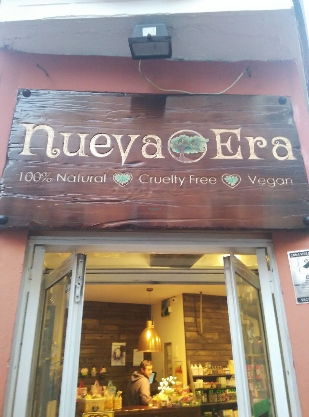 """Photo of Nueva Era  by <a href=""""/members/profile/NuevaEra"""">NuevaEra</a> <br/>Nueva Era 100% vegan <br/> January 16, 2017  - <a href='/contact/abuse/image/85277/212364'>Report</a>"""
