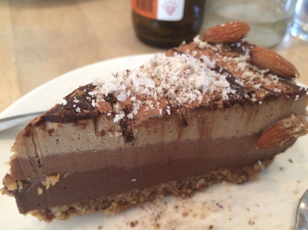 """Photo of Luv Burger  by <a href=""""/members/profile/Dancingbarefoot"""">Dancingbarefoot</a> <br/>tiramisu cheesecake <br/> February 11, 2017  - <a href='/contact/abuse/image/85306/225101'>Report</a>"""