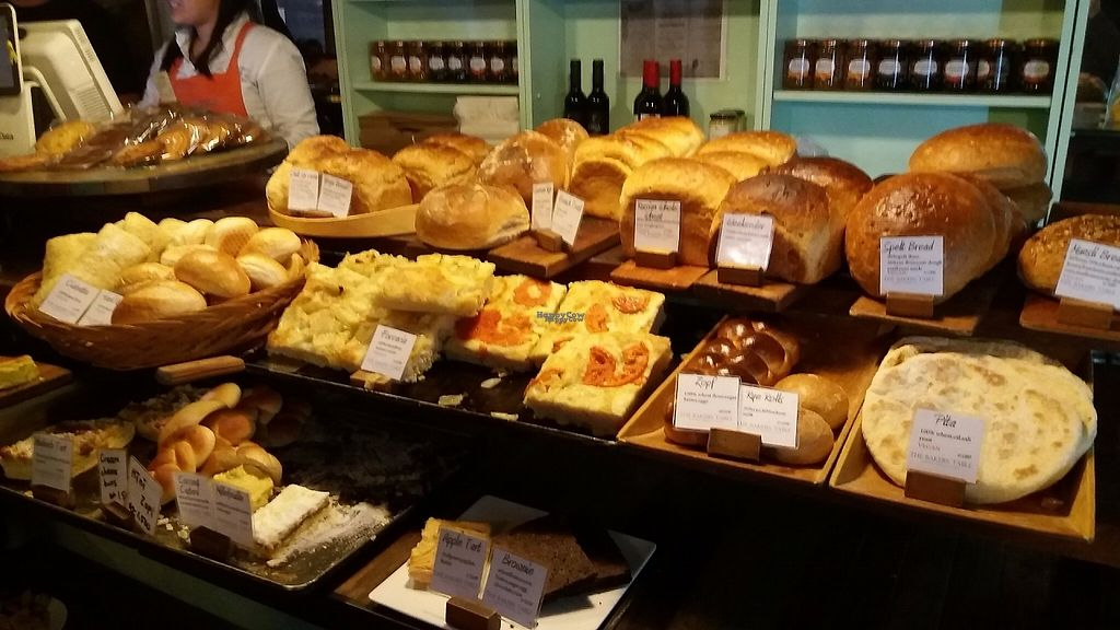 """Photo of The Bakers Table - 더베이커스테이블  by <a href=""""/members/profile/rburrke"""">rburrke</a> <br/>Fresh baked breads <br/> January 11, 2017  - <a href='/contact/abuse/image/85311/210635'>Report</a>"""