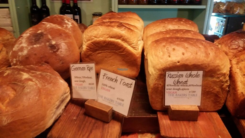 """Photo of The Bakers Table - 더베이커스테이블  by <a href=""""/members/profile/rburrke"""">rburrke</a> <br/>Fresh baked breads <br/> January 11, 2017  - <a href='/contact/abuse/image/85311/210638'>Report</a>"""