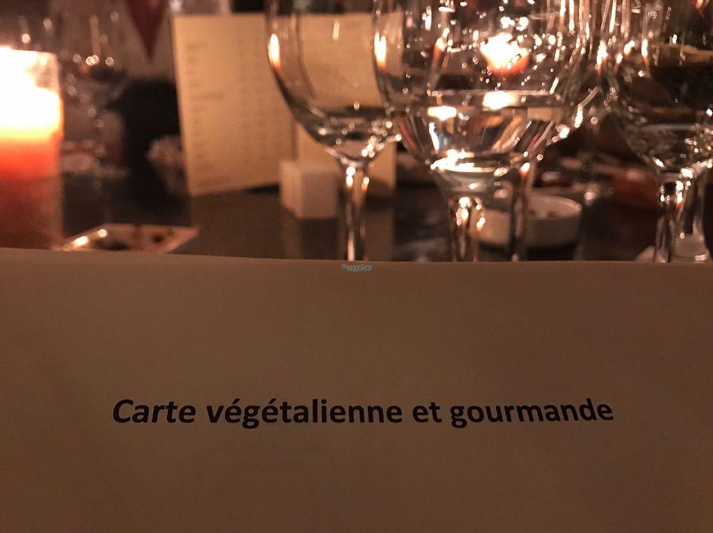 "Photo of Bo & Zin Marrakech  by <a href=""/members/profile/YasmineBerrahou"">YasmineBerrahou</a> <br/>Separated vegan menu !  <br/> April 5, 2017  - <a href='/contact/abuse/image/85331/245027'>Report</a>"