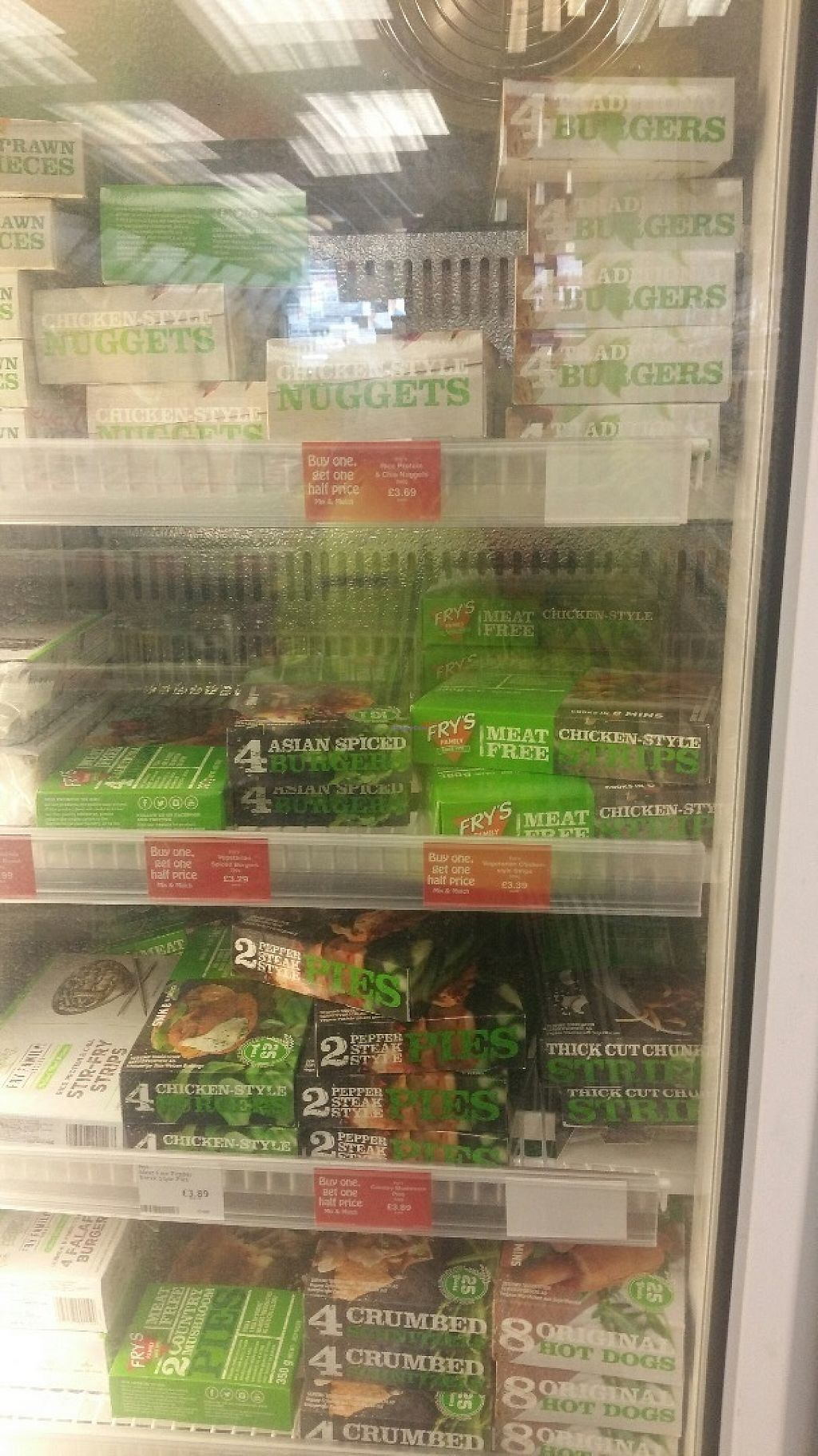 """Photo of Holland & Barrett - Putney  by <a href=""""/members/profile/jollypig"""">jollypig</a> <br/>In the freezer <br/> May 1, 2017  - <a href='/contact/abuse/image/85334/254641'>Report</a>"""