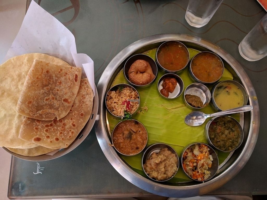 """Photo of Surguru - JN St  by <a href=""""/members/profile/Floyd205"""">Floyd205</a> <br/>Yummy lunch Thali <br/> January 11, 2017  - <a href='/contact/abuse/image/85339/210743'>Report</a>"""