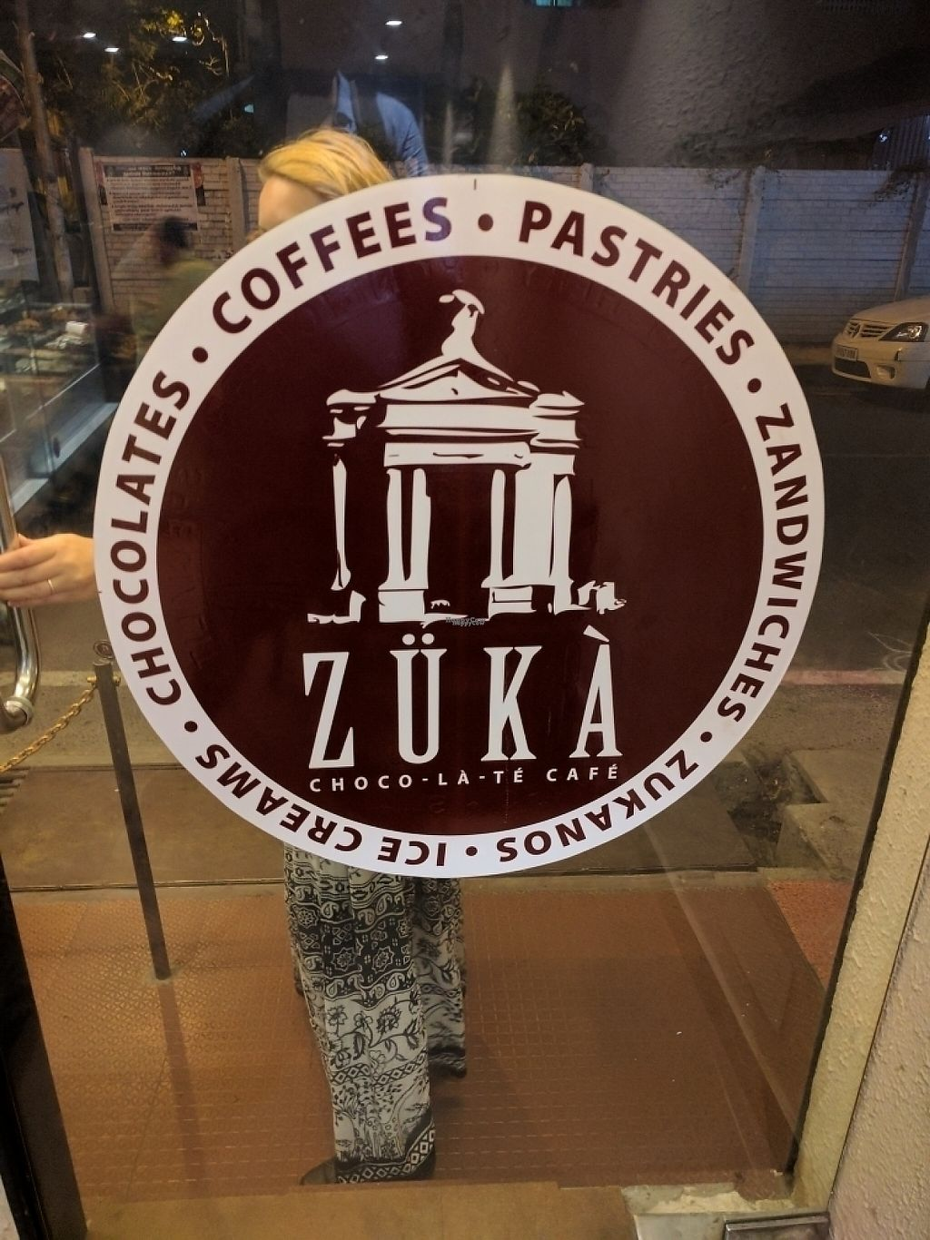 """Photo of Zuka Cake and Dessert Shop  by <a href=""""/members/profile/Floyd205"""">Floyd205</a> <br/>Logo <br/> January 11, 2017  - <a href='/contact/abuse/image/85342/210612'>Report</a>"""