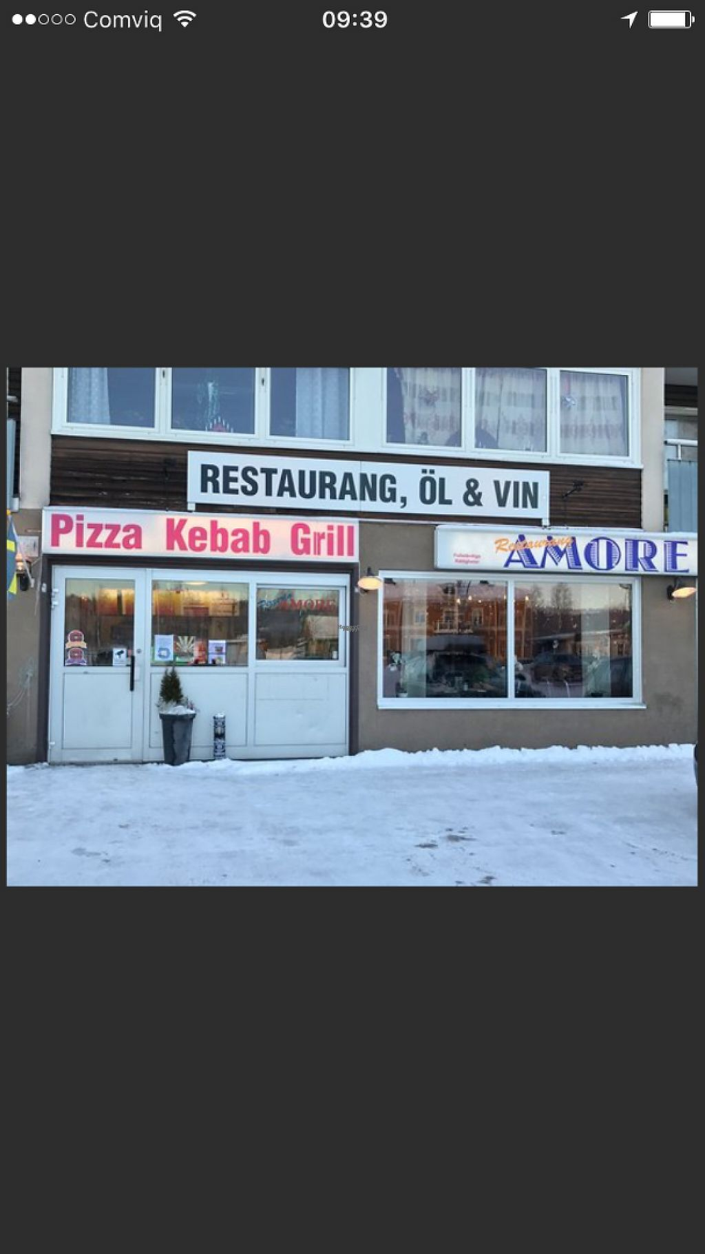 """Photo of Pizzeria Amore - Orsa  by <a href=""""/members/profile/OsmanAk"""">OsmanAk</a> <br/>Pizzeria Amore Orsa .  <br/> January 24, 2017  - <a href='/contact/abuse/image/85358/216089'>Report</a>"""